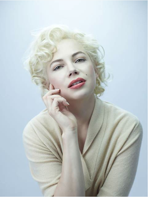 Michelle Williams as Marilyn