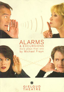 Alarms and Excursions poster