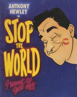 Stop The World poster